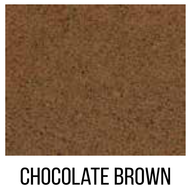 Chocolate Brown Color Juice Dye Sample Bottle