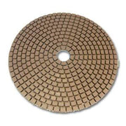 Hand Grinder Polishing Pads 7""