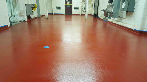 Spartacoate HP Surface Build SL Epoxy Coatings
