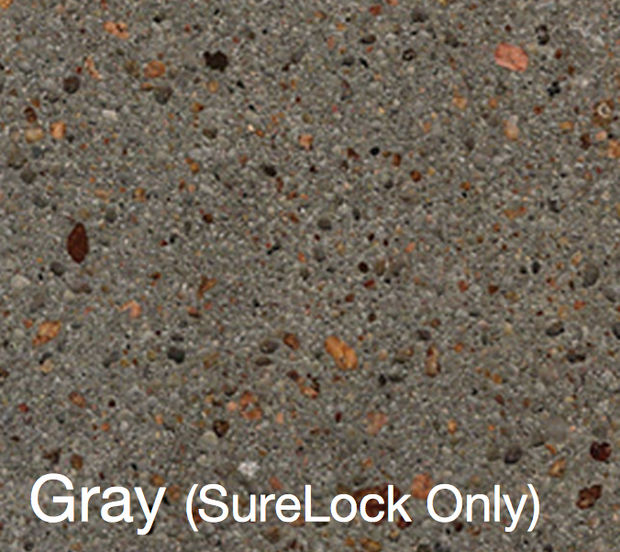 Gray Ameripolish SureLock Dye 5 Gallon