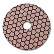 Honeycomb Dry Polishing Pad 7""