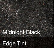 Midnight Black Ameripolish Solvent Dye 5 Gallon