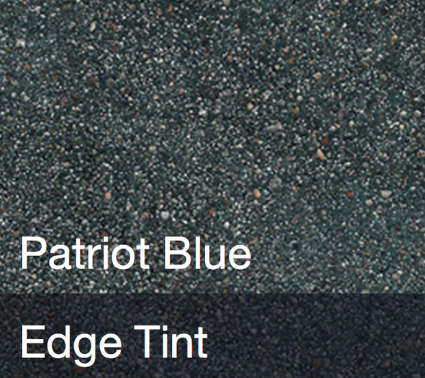 Patriot Blue Ameripolish Classic Solvent Dye 11 Color Sample Kit