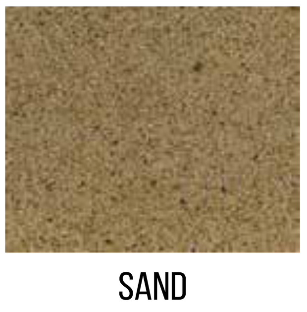 Sand Color Juice Dye Sample Bottle