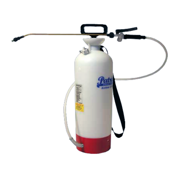 Patriot 150 Chemical Pump Up Sprayer