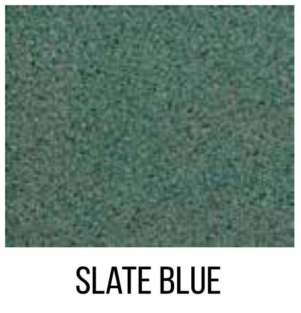 Slate Blue Color Juice Dye Sample Bottle