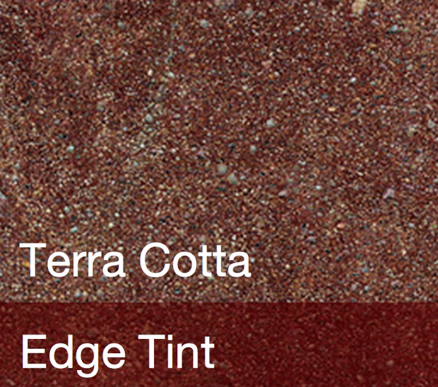 Terra Cotta Ameripolish SureLock Dye - Color Sample Bottle