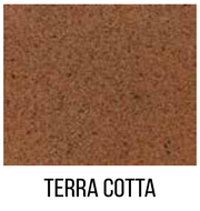 Terra Cotta Color Juice Dye Sample Bottle