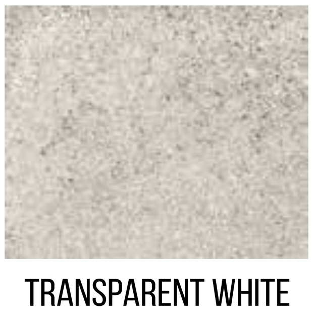 Transparent White Color Juice Dye Sample Bottle