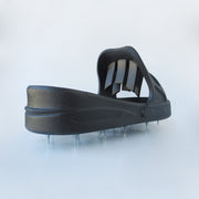 Shoe-In Spiked Shoes allows contractors to keep their shoes on while completing an epoxy coating
