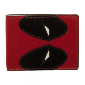 Marvel Deadpool Big Face Bi-Fold Wallet