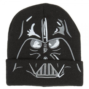 Star Wars Darth Vader Cuff Beanie