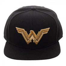 Core Line Wonder Woman Icon Embroidered Snapback
