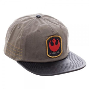 Star Wars Rogue One Distressed Rebel Slouch Snapback
