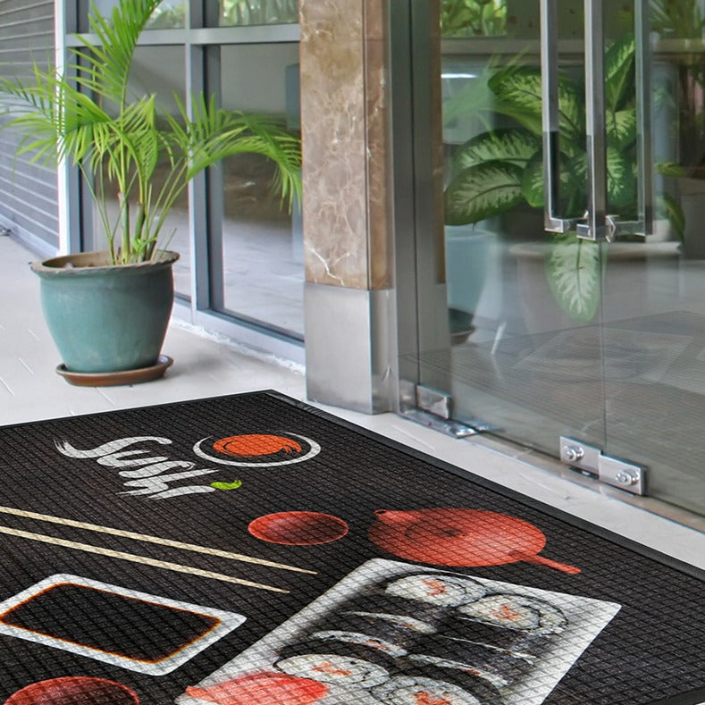 LogoMat Impress - Bespoke Designed Logo Mats To Suit Your Brand