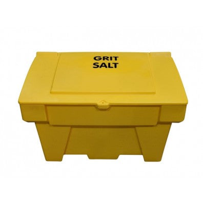 200 Litre Grit Bin - Lockable and Stackable
