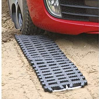 Single Vehicle Traction Track - Get Traction in the Mud and Snow