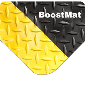 BoostMat - versatile, multi-purpose matting for any workplace