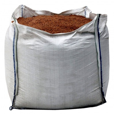 Brown Rock Salt - 1 Tonne Bag