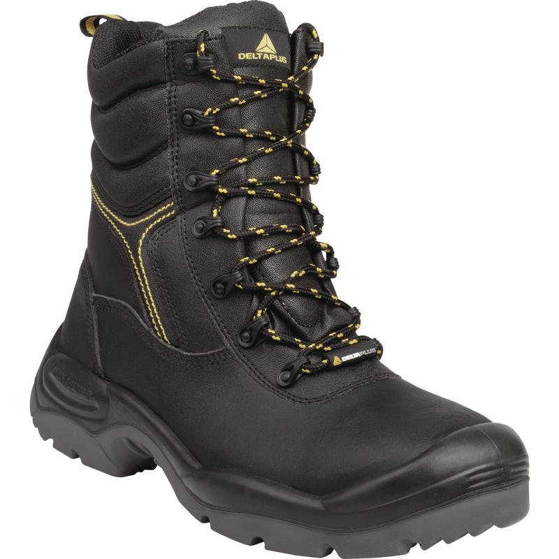 Ute High Leather Safety Boot