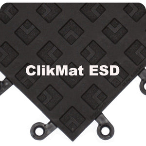ClikMat ESD - Eliminates Static Shock