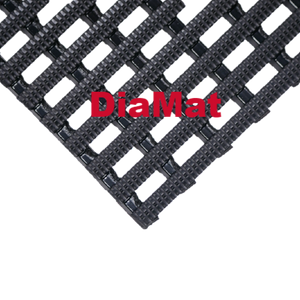 DiaMat - The Heaviest Duty Industrial Mat Available