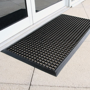 EntraMat - Dirt Scraper Mat for Outdoor Use