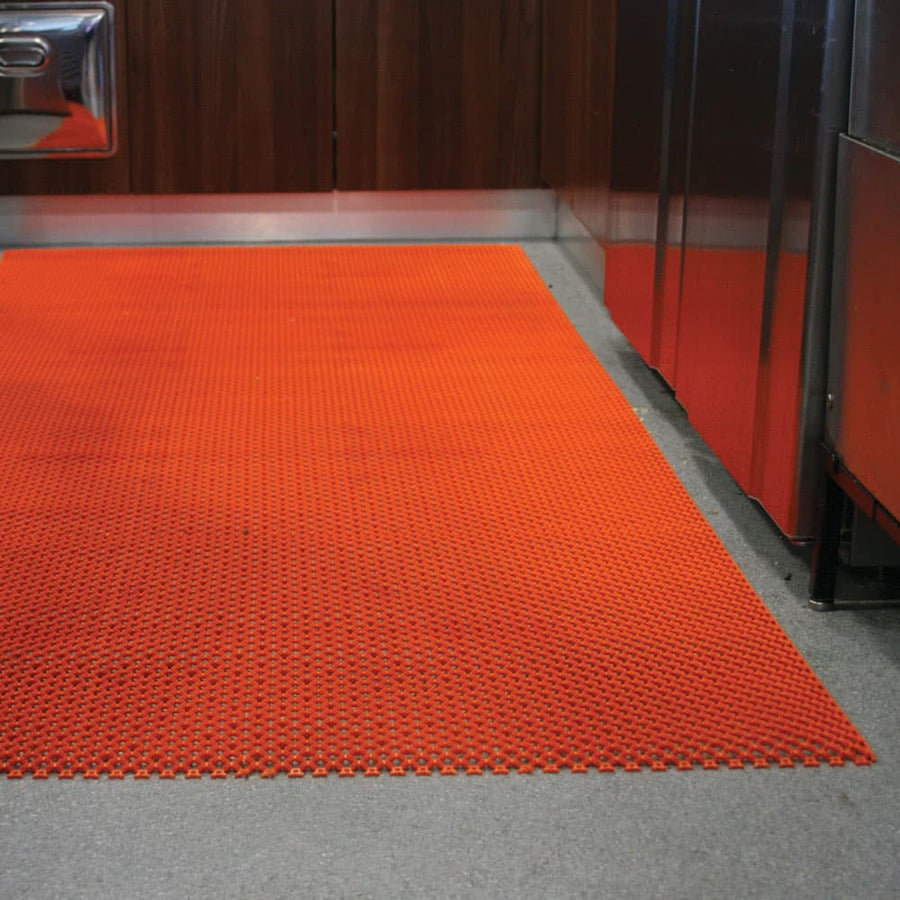 FlexeMat - Diamond Grid Non-slip Surface