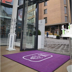 FootMat Logo 700 - high grade entrance logo mat