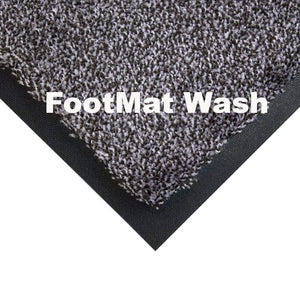 FootMat Wash - Machine Washable Mat