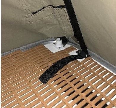 LandMat - anti-condensation mat for camping mattresses