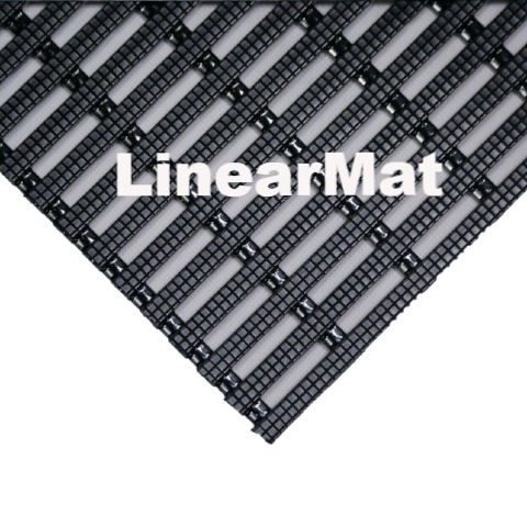 LinearMat - The Ultimate Slip Resistant Matting Solution