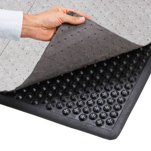 Sorbent Mat For Testing Areas
