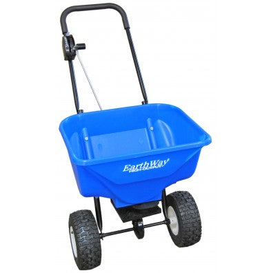 Salt and Grit Spreader - 30kg Capacity Hopper