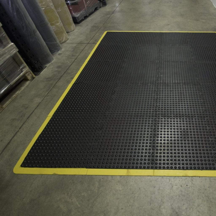 Lanmat BubbleMat Connect - modular anti fatigue matting system