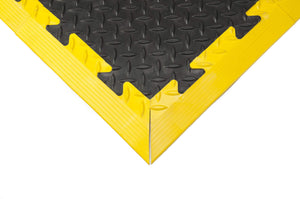 Lanmat CheckMat - tile system for protecting large floor areas