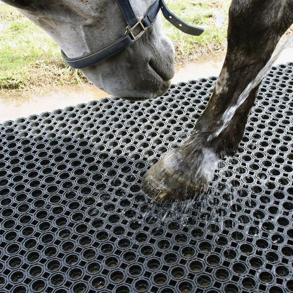 Lanmat OctoMat - Extremely tough rubber matting