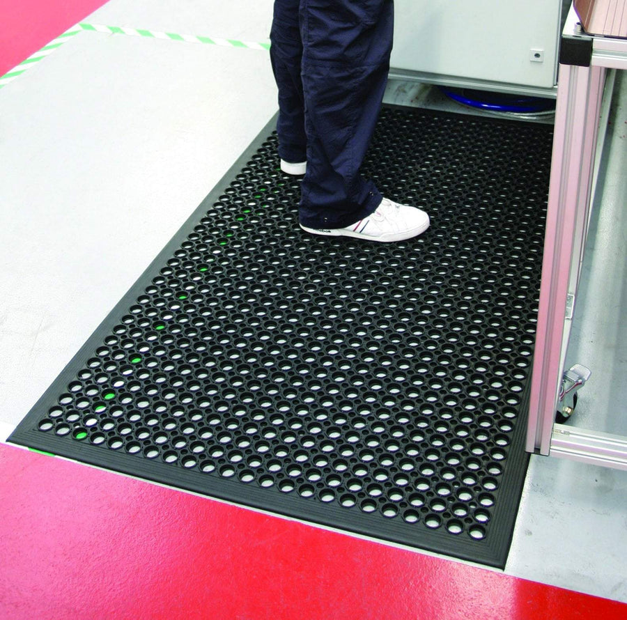 Lanmat RampMat - an economical anti fatigue mat