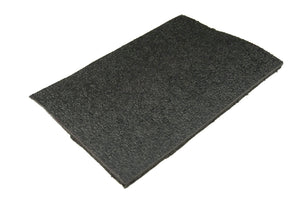 Lanmat SparkMat - heat repellent rubber topped mat