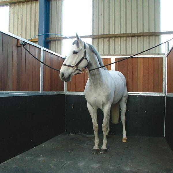 Lanmat StableMat - equestrian comfort and safety