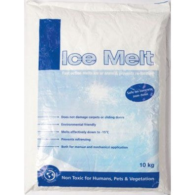 Rapid Ice Melt - 10kg Bag