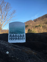 Harlan County Kentucky Sticker  Hill and Holler