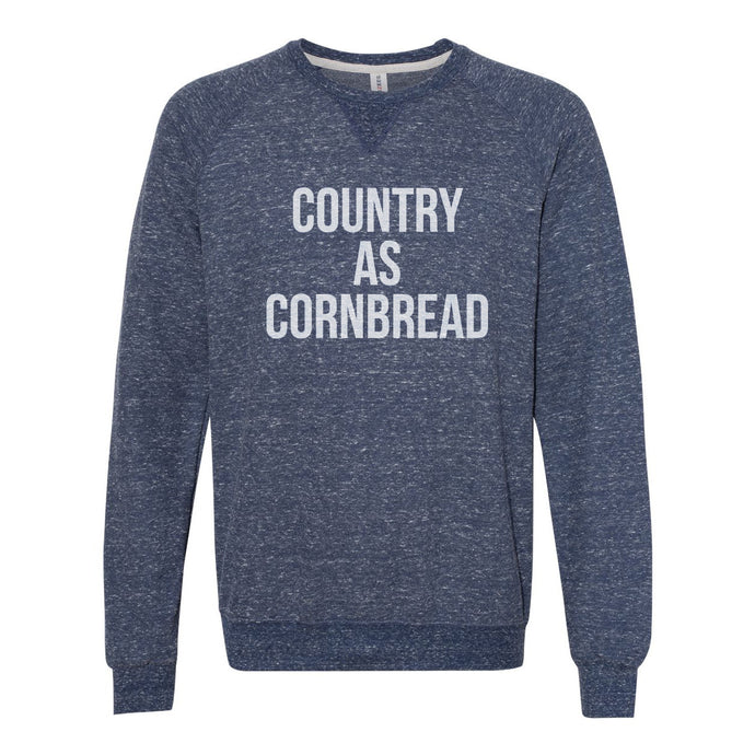 The Country as Cornbread Sweatshirt