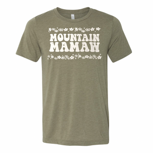 The Mountain Mamaw Tee