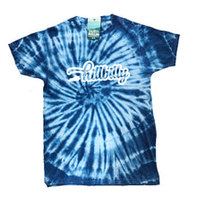 The Hillbilly Retro Spiral Tie-Dye Tee