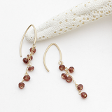 ce4g - red earrings
