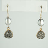 smoke screen earrings