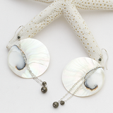 mahealani grey earrings