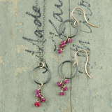 berry-licious earrings