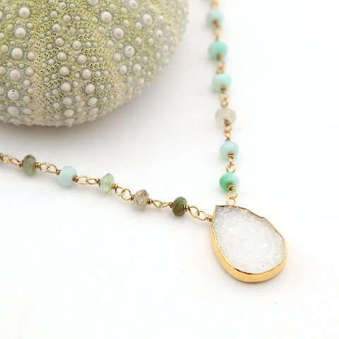 reverberate necklace